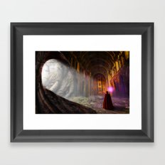 Sanctum Framed Art Print