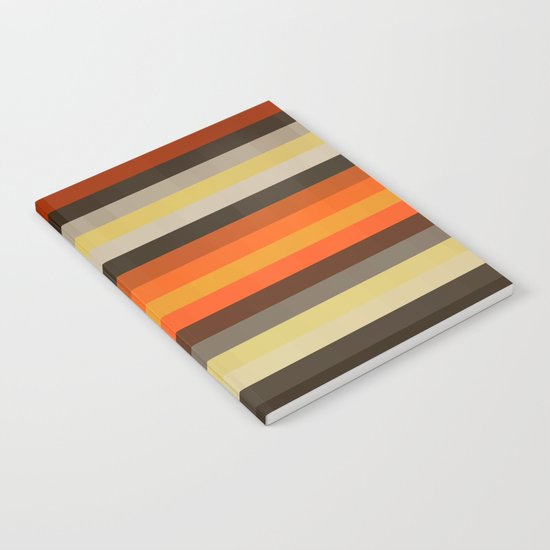 Texture Line 43 Notebook