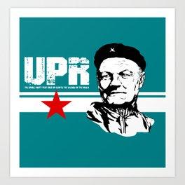 UPR Che Art Print