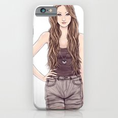 The New Girl Slim Case iPhone 6s