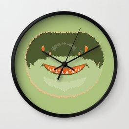 F*cking Rebels series: Shark Wall Clock