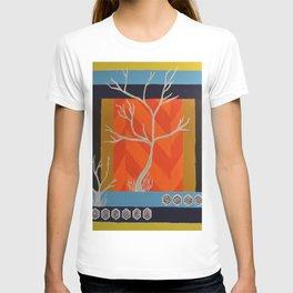 Pop Art Tree T-shirt