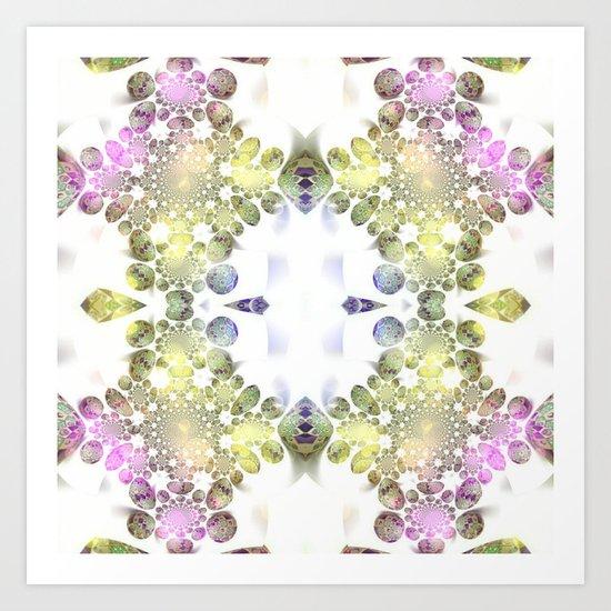 Kaleidoscope V Art Print