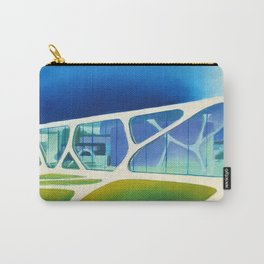 Glass Cube. Carry-All Pouch