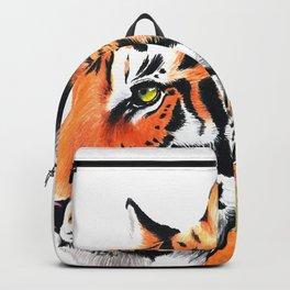 Tiger & Cub Backpack