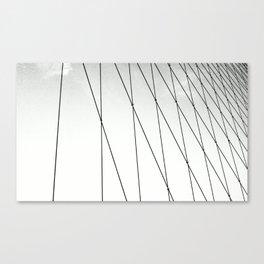 BROOKLYN BRIDGE / NEW YORK Canvas Print