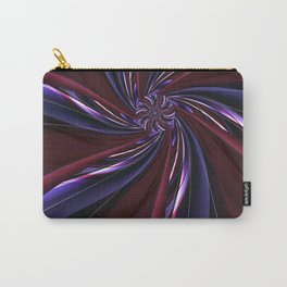 Blossom red prurple Carry-All Pouch