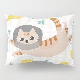 Simba the cat Pillow Sham