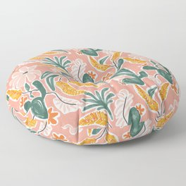 Desert Oasis - Blush Floor Pillow