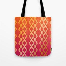 Duskube Tote Bag