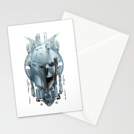 Mando - 2 Stationery Cards