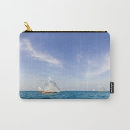 Beautiful sailing boats Carry-All Pouch