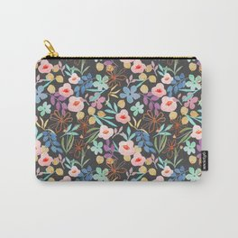 A field of flowers Carry-All Pouch