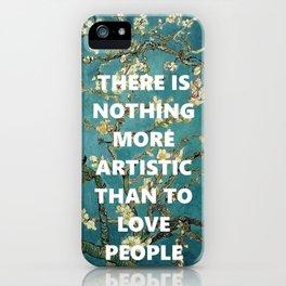 Van Gogh's Almond Blossoms iPhone Case