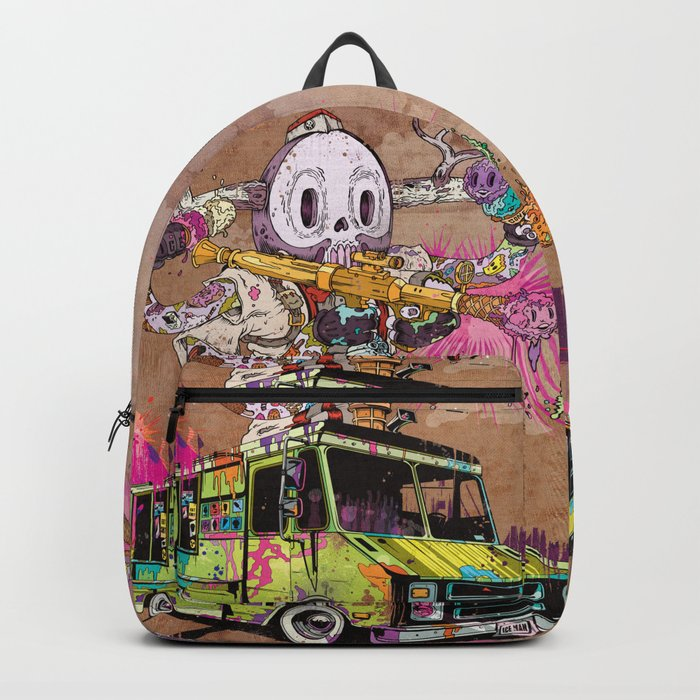 Pusher Carcophagus Backpack
