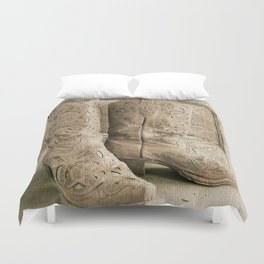 Cowgirl Chic Duvet Cover