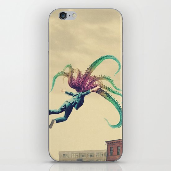 Welcome home son iPhone & iPod Skin