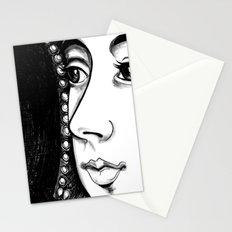 Queen Anne Boleyn Portrait  Stationery Cards