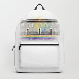 Our Rainbow House Backpack