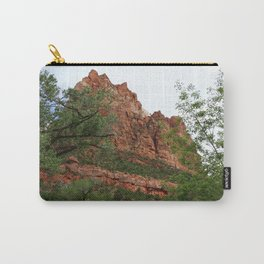 Temple of Sinawava And Virgin River Carry-All Pouch