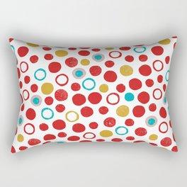 Stylish giraffe Rectangular Pillow