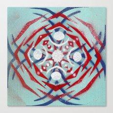 Milyredduckseye Canvas Print