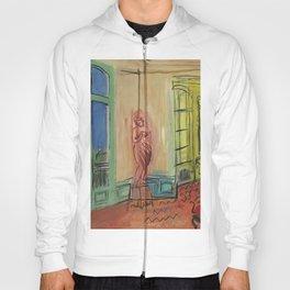 Raoul Dufy L'atelier de la Place Arago Hoody