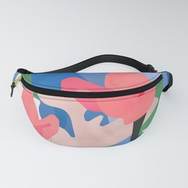 From the mud of adversity grows the lotus of joy Fanny Pack