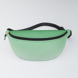 Green Light Ombre Fanny Pack