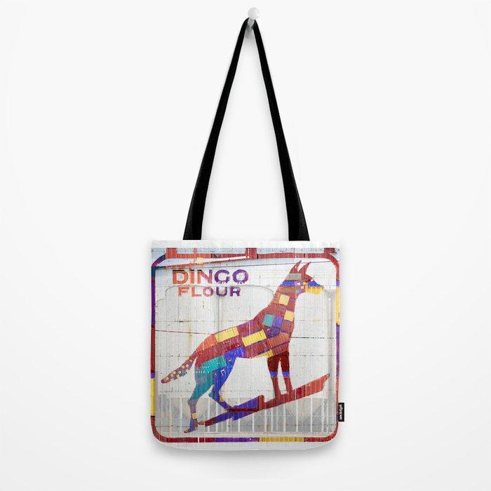 Dingo Flour Tote Bag