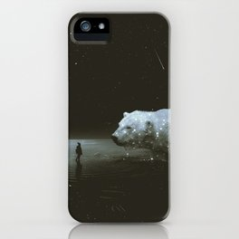 retrouvailles iPhone Case