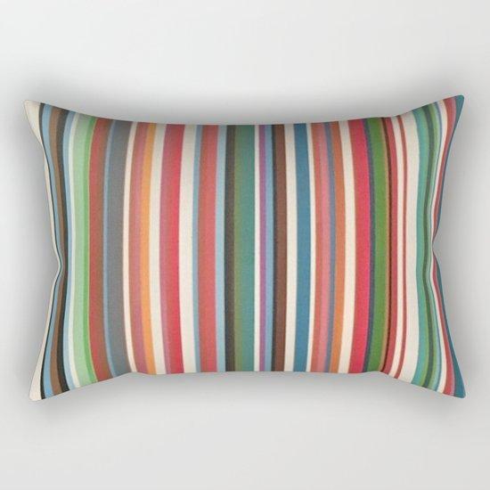 STRIPES 33 Rectangular Pillow