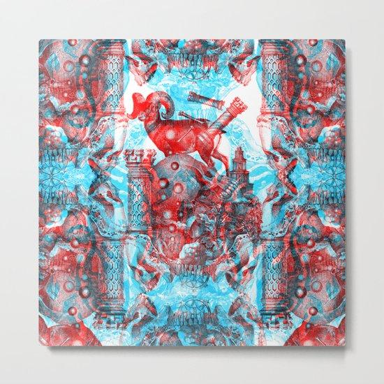 WICCA Metal Print