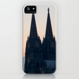 COLOGNE 18 iPhone Case