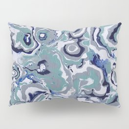 Oysters abstract Pillow Sham