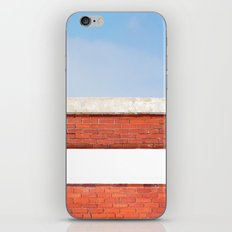 Parapet iPhone & iPod Skin