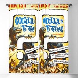 Godzilla vs. The Thing, 1964 Blackout Curtain