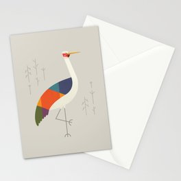Brolga Stationery Cards