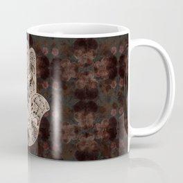 Blush Hamsa Coffee Mug