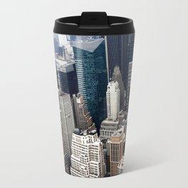 Manhatten NYC Travel Mug