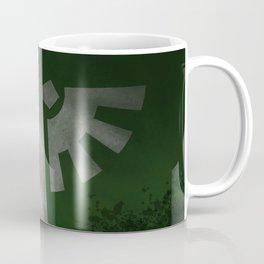 Repent! For tomorrow you die! Coffee Mug
