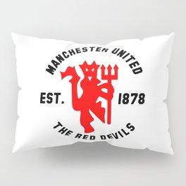 The Red devil Pillow Sham