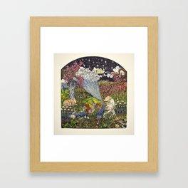 Chimeric Images Framed Art Print