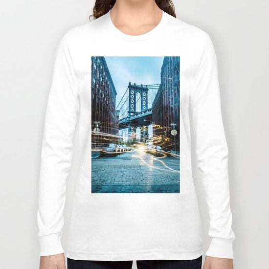 Brooklyn Bridge 2 Long Sleeve T-shirt