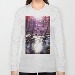 twilight woods Long Sleeve T-shirt