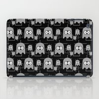bender iPad Cases featuring Bender as Pac-man by Martha Calderon