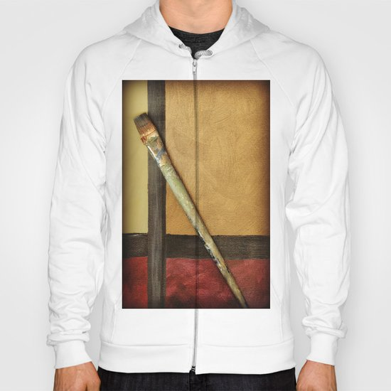 Artist Brush Hoody