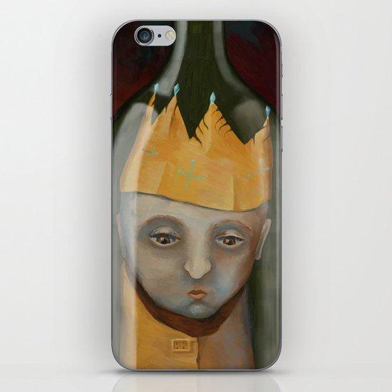Bottled Kings iPhone & iPod Skin