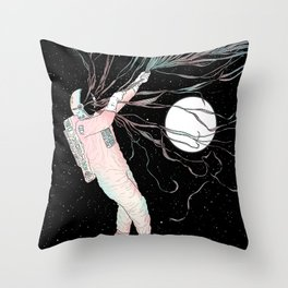 Hold On to Dreams (Hang On to Life) Throw Pillow
