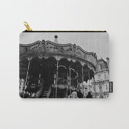 Carousel in the Square Paris France  Carry-All Pouch